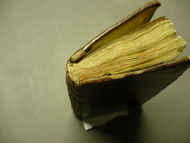 restauro libri e stampe antiche