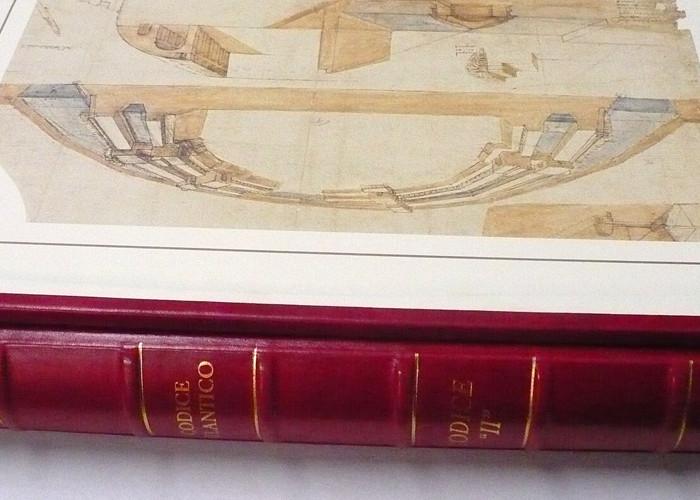 i codici di Leonardo ed il codice atlantico